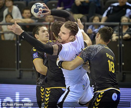 dunkerque handball effectif milan - photo#2